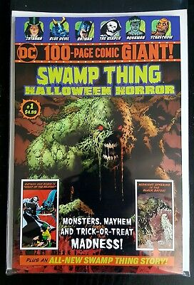 Swamp thing Halloween horror Wal-Mart exclusive. Never read,