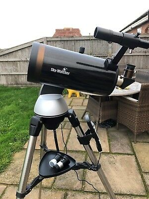 Sky-Watcher SkyMax-127 SynScan Goto Telescope and Accessories