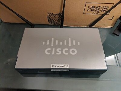 Cisco Small Business Pro AP541N Wireless Access Point AP500 Series w/ Adapter