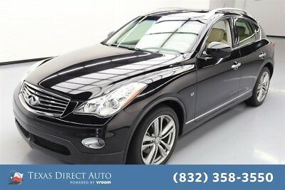 2015 Infiniti QX50 Journey Texas Direct Auto 2015 Journey Used 3.7L V6 24V Automatic RWD SUV Premium Bose