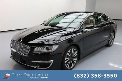 2017 Lincoln MKZ/Zephyr Reserve Texas Direct Auto 2017 Reserve Used Turbo 3L V6 24V Automatic AWD Sedan Premium