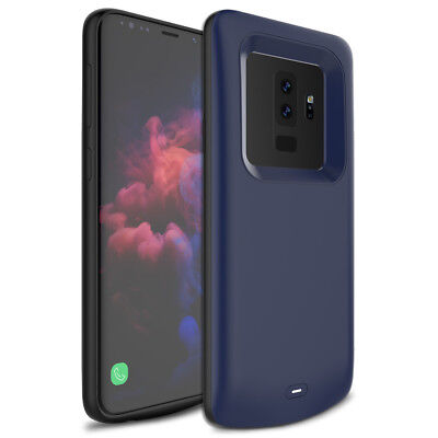 Fits Samsung Galaxy S9 , S9 Plus Power Bank Battery Backup Charging Case Cover