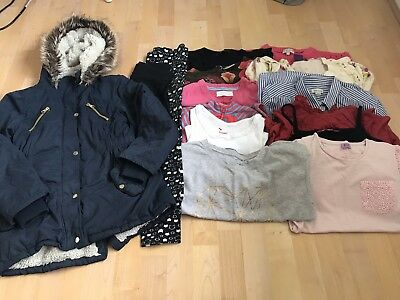 Huge Bundle Of Girls Clothes Age 8-9 Years