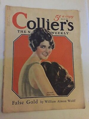 Vintage Collier's Magazine - May 24th, 1924
