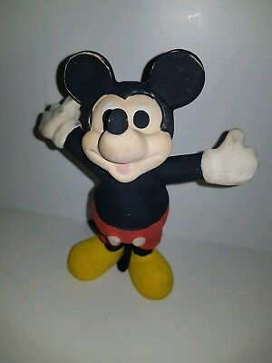 Mickey Mouse Chillon Antiguo Promotional disney , latex