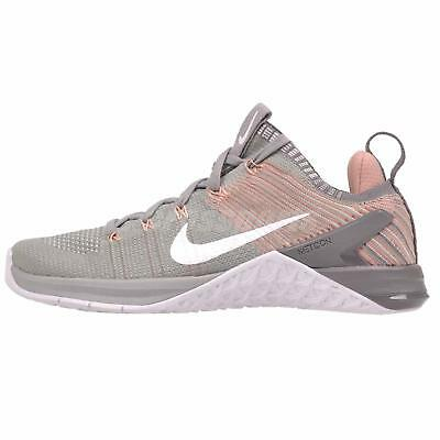 new styles a1b5d b3fd1 Nike Wmns Metcon DSX Flyknit 2 Cross Training Womens Shoes Silver 924595-002
