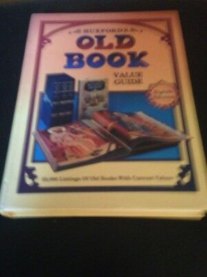 Huxford's Old Book Value Guide 8th Edition 25,000 listings of Old Books HC
