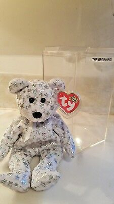 TY Beanie Baby - TY 2000 - The Beginning the Bear
