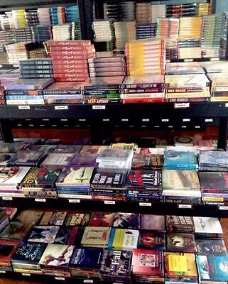 500 Audio Books on CDs Store Inventory Brand new