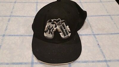 Vintage New York Yankees New Era Cap Hat Deadstock 90 s Fitted 7 3 4  Throwback 97ae01b53ce3