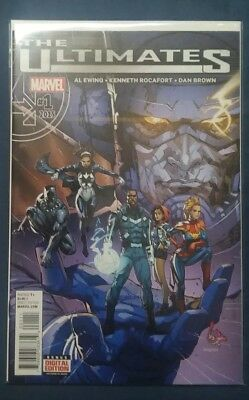 The Ultimates #1 [2015, Marvel] Near Mint