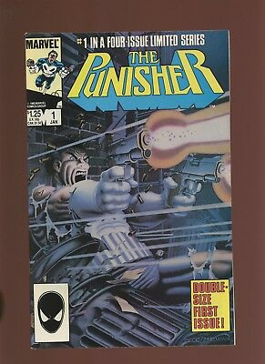 Punisher: Limited Series 1 VF 8.0 * 1 Book * 1st Punisher Issue! Grant & Zeck!