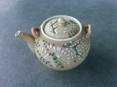 antique exquisite teapot Japanese style