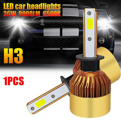 724C S2 H3 Cars Automobile Car Accessories Front Lamp Super Bright Universal
