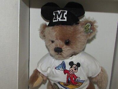 Annette Funicello Annette Funicello Wednesday Mousekebear 3rd Bear In Days Of The Week Series