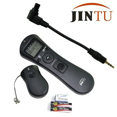 Wireless Timer Remote Replacing MC-36R For Canon 1D 1Ds 7D 50D 5D Mark II III