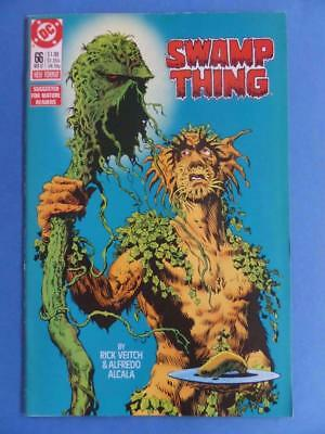 Swamp Thing 66 1987 High Grade!