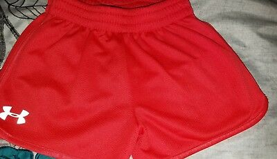 Under Armour Shorts Youth Kids Size 6