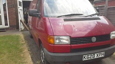 VW Transporter T4 Panel van
