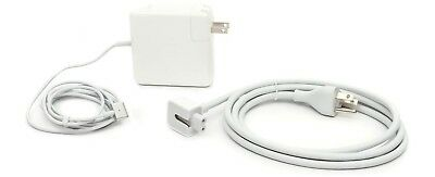Apple A1436 45W MagSafe2 Power Adapter for Apple MacBook Air Cord+Wall Adapter