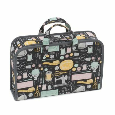 Sew and Sew Project Case | 10 x 39 x 24cm | HobbyGift HGPC-471