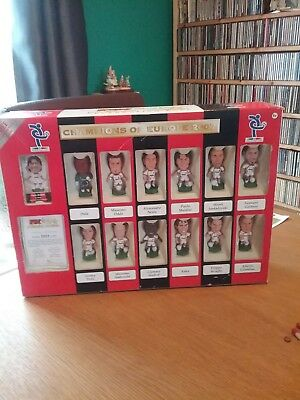 Champions of Europe 2007 AC Milan limited edition corinthian football figures