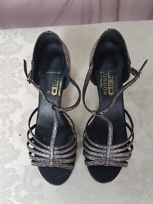 Ladies ballroom shoes by Freed of London size 5