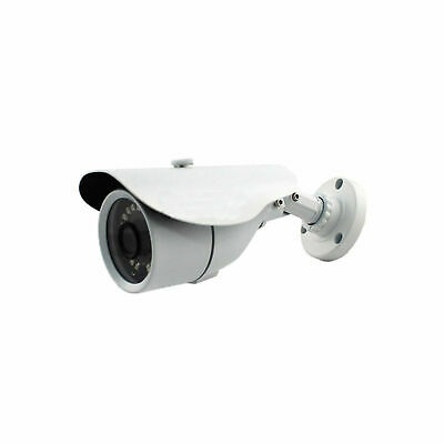 2MP AHD Bullet Camera 20m IR With 3.6mm Lens (White)