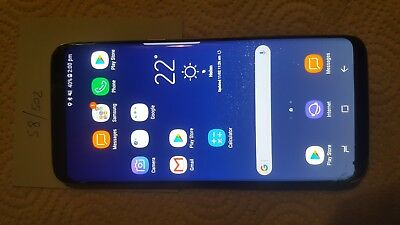 TESTED CRACKED Samsung Galaxy S8 SM-G950F Screen LCD Display Only