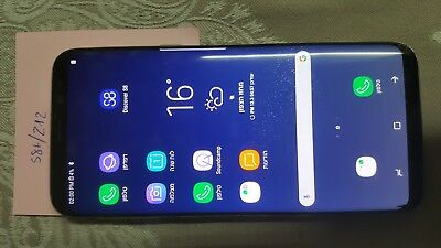 TESTED CRACKED Samsung Galaxy S8+ SM-G955F Screen LCD Display ONLY