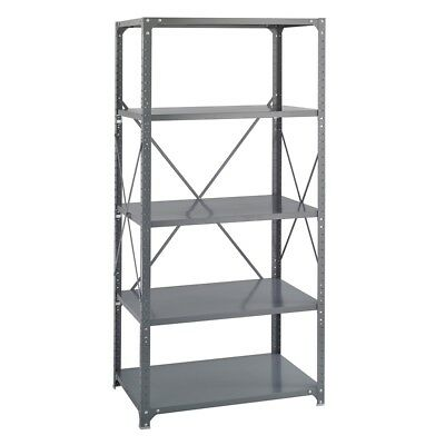 """Safco Heavy-Duty Commercial Steel Shelving 24"""" Deep"""