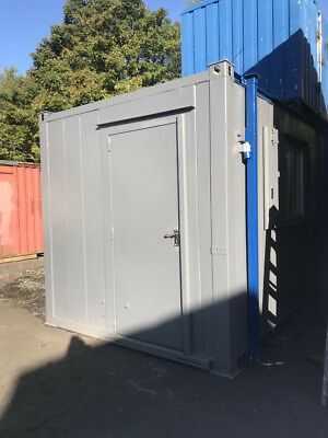 10 x 8 Containerised office/ Portable Cabin/ Anti-Vandal/ Conatiner