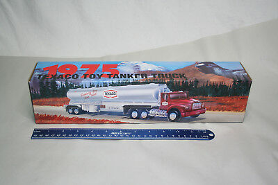 1975 TEXACO Toy Tanker Truck - 1995 Edition - Sealed Box