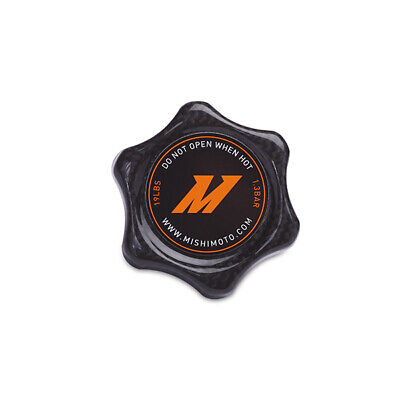 Mishimoto Carbon Fiber 1.3 Bar Radiator Cap, Small