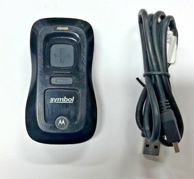 Motorola CS3070-SR10007WW Handheld 1D Bluetooth Barcode Scanner