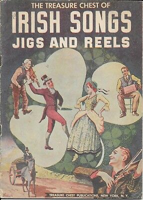 Irish songs Rigs and Reels, booklet, dated 1943;