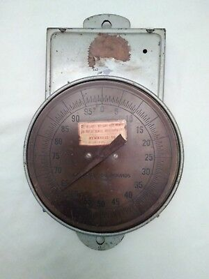Vintage Newhouse Co Hanging Scale no basket
