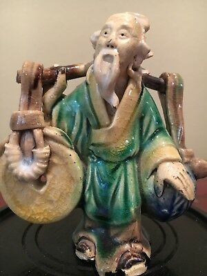 Vintage Chinese Mudman Perfect Condition