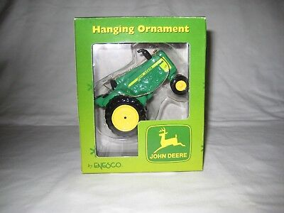 John Deere Licensed Product Hanging Ornament by Enesco Corporation from 2000