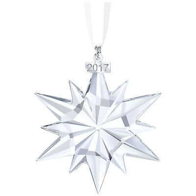 Swarovski 2017 Large Annual Edition Ornament #5257589 Brand New In Box