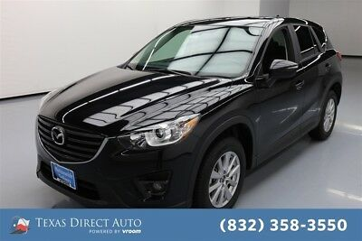 2016 Mazda CX-5 Touring Texas Direct Auto 2016 Touring Used 2.5L I4 16V Automatic FWD SUV Moonroof Bose