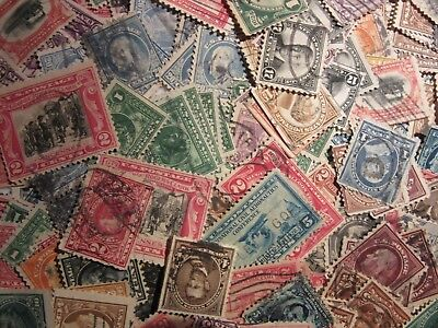 US Older Used Postage Stamp Lots from 1880 to 1980 Please Read FREE SHIPPING