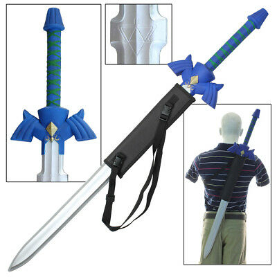 Skyward Legend of Zelda Foam Gaming Sword FREE Nylon Sheath Costume Combo