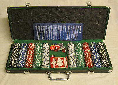 Pokerkoffer  Pokerset  Poker Set  Pokerchips  Chips  Alu Koffer  Spiele
