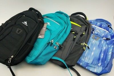 2b6c70b39 High Sierra RipRap Everyday Carry Laptop Lifestyle Backpack 1199128 Pick  Color