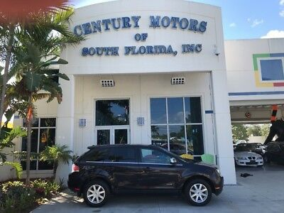 2007 Lincoln Other  Navigation GPS Sunroof Heated Cooled Leather Power Gate
