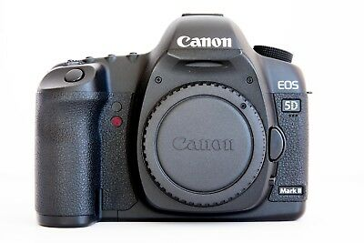 Canon EOS 5D Mark II 21.1MP Digital SLR Camera Body Only Excellent Condition
