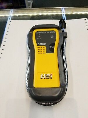 UEI Test Instruments CD100A Combustible Gas Leak Detector Excellent!!!