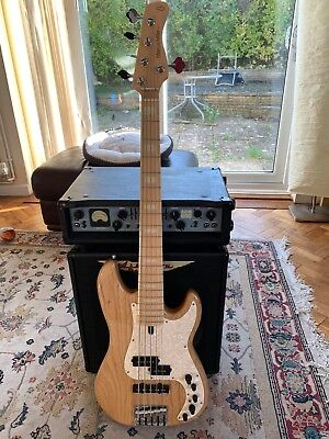 Sire Marcus Miller P7 5 String Bass Swamp Ash Natural