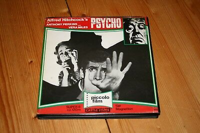 """Super 8 Film""""Alfred Hitchcock""""s PSYCHO""""in Orginal Cover.....""""""""""""""""""""""""ab 1 Euro"""